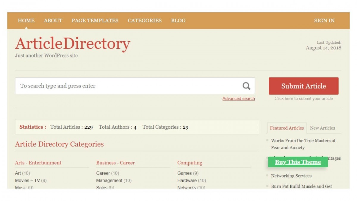 Difference of Online Classifieds and Business Directory with 20+ Live Examples and Scripts! 31